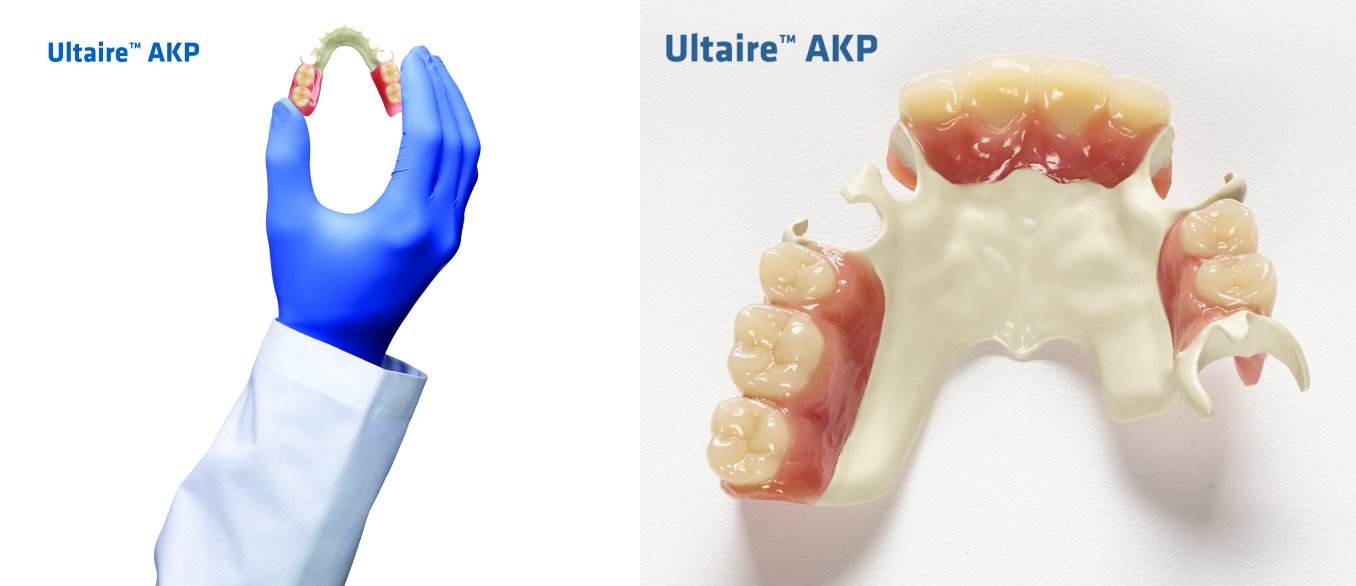 Ultaire™ AKP from Solvay Dentures London